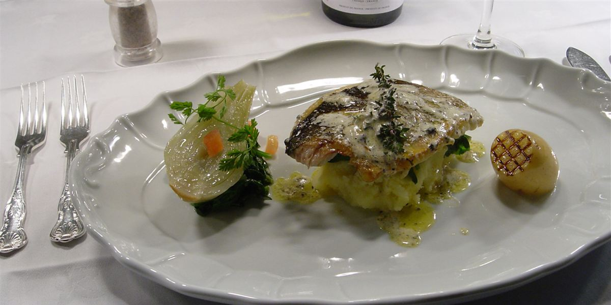 Award Winning Fish Dishes