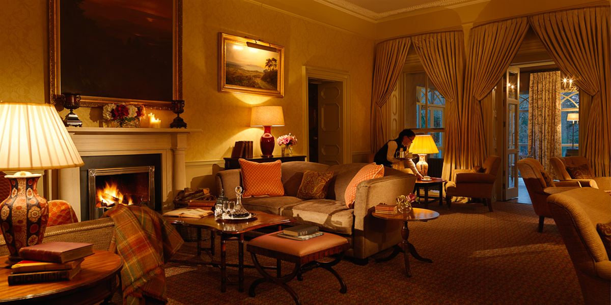 Ballynahinch Drawing Room