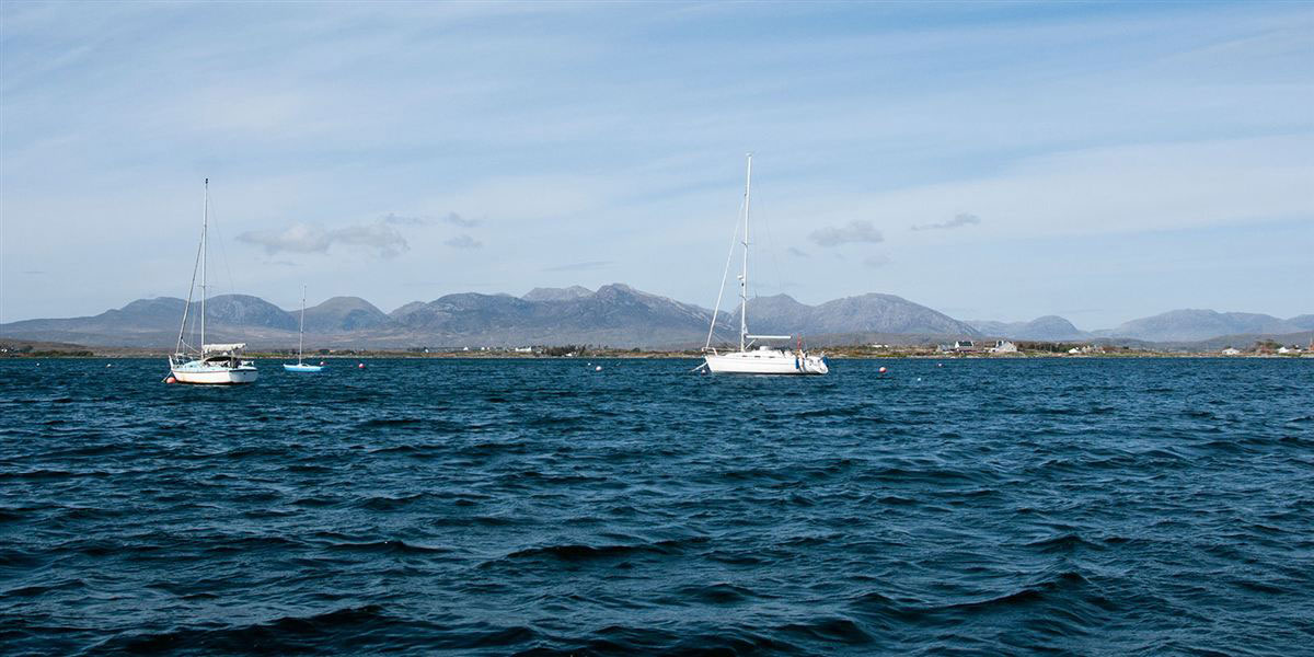 Sailing in Connacht