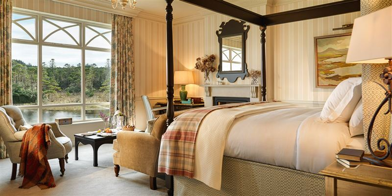 T N Ballynahinch Luxury Bedroom